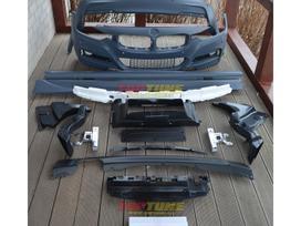 BMW 3 serija. Bmw f30, f31 performance dalys, m sport komplektas