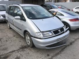 Volkswagen Sharan. Naudotos automobilių dalys automobiliai nuo