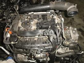 Volkswagen Passat CC. Variklis 2.0 tfsi