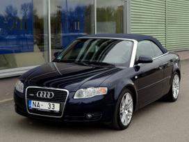 Audi Cabriolet, 1.8 l., kabriolets / roadster