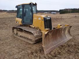 Caterpillar D5K, statybos transporto nuoma