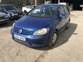 Volkswagen Golf Plus dalimis