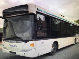 Scania K280 Ub/omni Link 12.00, miesto