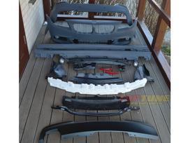 BMW 5 serija. F10, f11 m paketas  turiu šiuos komplektus