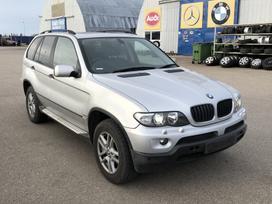 BMW X5. Variklio kodas: m57 d30 (306d2)  ` iii angaras `