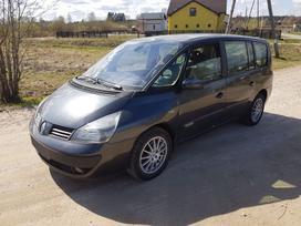 Renault Espace, 2.2 l., Минивэн