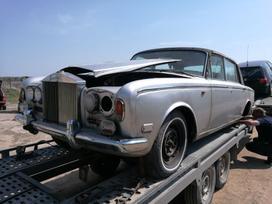 Rolls-Royce Silver. Silver shadow galime parduoti ir visa