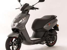 Peugeot Kisbee, motoroleriai / mopedai