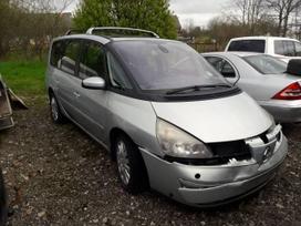 Renault Grand Espace.  lengvųjų