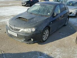 Subaru Impreza  WRX dalimis. Jau lietuvoje!  variklis ok, deze