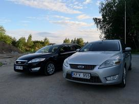 Ford Mondeo, 2.0 l., wagon