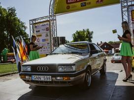 Audi Coupe, 1.8 l., coupe