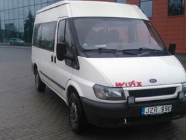 Ford Transit, keleiviniai mikroautobusai