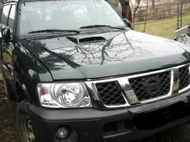 Nissan Patrol. Europa variklis ok