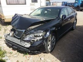 Lexus LS 600 h, 5.0 l., sedanas