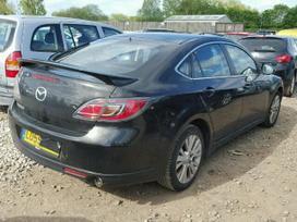Mazda 6. Naudotos įvairių markių ir modelių automobilių detalės