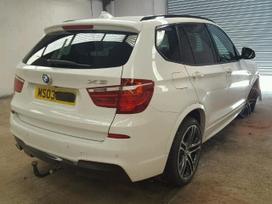 BMW X3 dalimis. Bmw f25 dalimis .