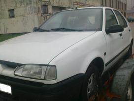 Renault 19 dalimis. Iš prancūzijos. esant