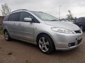 Mazda 5, 2.0 l., mpv / minivan