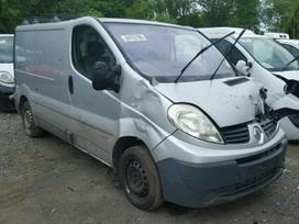 Renault Trafic dalimis. Placiausias naudotu