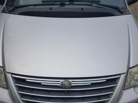 Chrysler Grand Voyager dalimis. 2.5crd 2.8crd 3.3 3.8 2.4