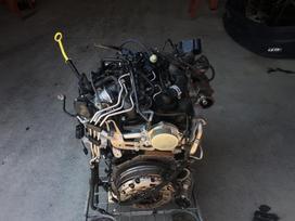 Volkswagen Crafter. Vw crafter 2.0 tdi pilnas variklis, kuro
