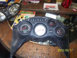 Triumph Daytona, kita (savadarbiai / kartingai)