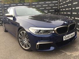 BMW M550, 4.4 l., sedanas