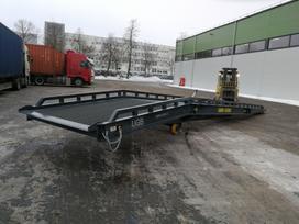 UGB Mobile ramp, warehouse equipment