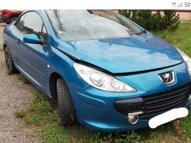 Peugeot 307 по частям. Tvarkingas automobilis dalimis  europa