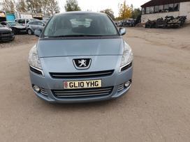 Peugeot 5008. Rida 145 000