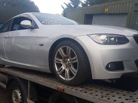 BMW 325 dalimis. Bmw 325i n52 e92 dalimis  m paketas juodos