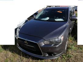 Mitsubishi Lancer. Naudotos įvairių markių ir modelių automobilių