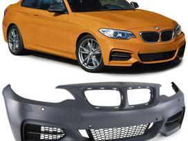 BMW 2 serija. M sport priekinis bamperis taiwan gamintojas  su