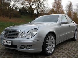 Mercedes-Benz E320, 3.0 l., saloon / sedan