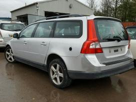 Volvo V70. Naudotos įvairių markių ir modelių automobilių detalė