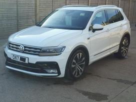 Volkswagen Tiguan. Pradetas ardyti vw tiguan 2.0tsi 140kw r-line