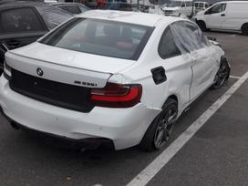 BMW M235. Dėl dalių skambinkite +370 601 801 26  dalis galite