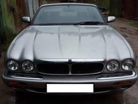 Jaguar Xj-series dalimis.  s