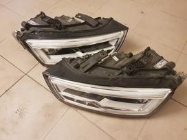 Audi Q3. Audi q3 face lift full led žibintai. europiniai.