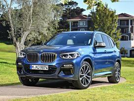 BMW X3 dalimis. Naudotos detalės automobiliui bmw x3-x4 (g01-g02)