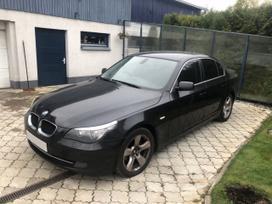 BMW 520 dalimis. Bmw e60 520d 2008m. lci 130kw   spalva: black