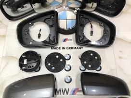 BMW X6 durys, lonžeronai (priekiniai, galiniai), sparnai