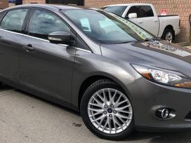 Ford Focus, 2.0 l., saloon / sedan