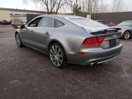 Audi A7 SPORTBACK, 3.0 l., hečbeks