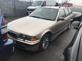 BMW 328 dalimis. Bmw 328i 1998 dalimis  individualas lempu