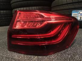 BMW 5 serija kėbulo dalys