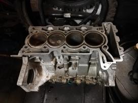 Peugeot 207. 1.4i benzinas variklis dalimis, daug kas tinka ir 1.