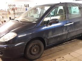 Peugeot 807 dalimis. +37068777319 s.batoro g. 5, vilnius, 8:30-