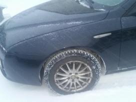 Alfa Romeo 159 dalimis. Perasyta programa  dabar  118kw